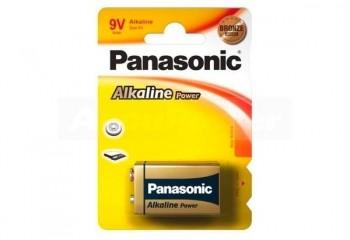BLISTER 1 PILA PANASONIC ALKALINE POWER 6LR61 9V