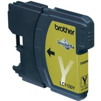 CARTUCHO BROTHER LC1100 Y