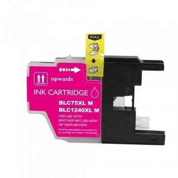 CARTUCHO COMPATIBLE BROTHER LC1240M