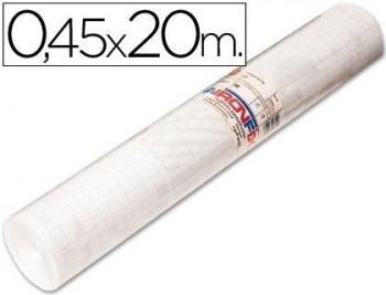 ROLLO ADHESIVO AIRONFIX TRANSPARENTE 67000 -ROLLO DE  45 CM X 20 MT COD. 07158