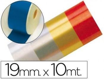 CINTA FANTASIA 10 MT X 19 MM AZUL COD 15521