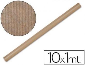 PAPEL KRAFT LIDERPAPEL MARRON -ROLLO 10X1 MT COD 17402