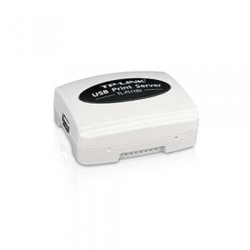 SERVIDOR DE IMPRESION TP-LINK TL-PS110U - 1 X USB 2.0 - 1 X ETHERNET 10/100