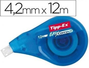 MAQUINA CORRECTORA EASY CORRECT TIPP-EX 4,2MM X 12M