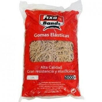 BOLSA GOMAS ELASTICAS 1 KG  Nº 16 FIXO