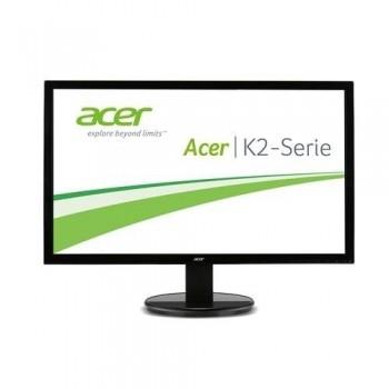 MONITOR LED 24 ACER K242HLBD 1920 X 1080 - TN - 250 CD/M2 - 100000000:1 (DINÁMICO) - 5 MS - DVI, VGA