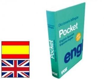 DICCIONARIO POCKET INGLES ESPAÑOL ESPAÑOL INGLES COD 21589