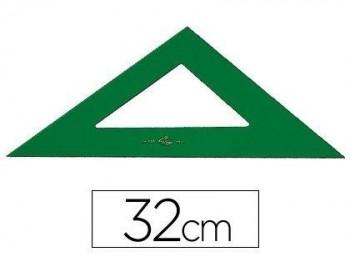 ESCUADRA FABER CASTELL 32 CM 566/32