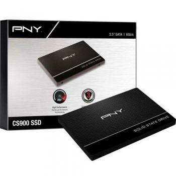 DISCO INTERNO SSD - PNY CS900 - 240 GB - 2.5  - SATA 6GB/S - 2.5 - INTERNO - 535 MB/S LECTURA - 500