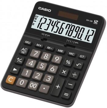 CALCULADORA CASIO DX-12B 12 DIGITOS