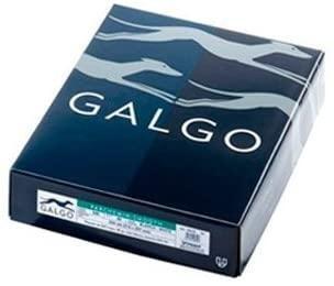 P/ 400 HOJAS PAPEL VERJURADO BLANCO GALGO 100 GRS