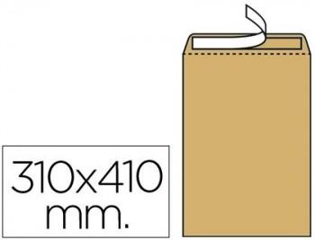 BOLSA KRAFT RADIOGRAFIA 310 X 410 MM SAM K310410 - UNIDAD