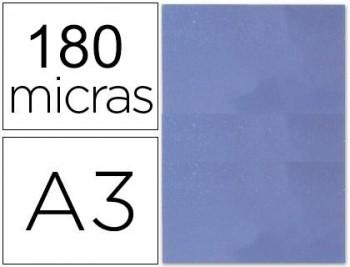 P/ 100 TAPAS ENCUADERNAR PLASTICO TTE 180 A-3 YOSAN