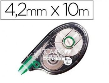CORRECTOR TOMBOW CINTA 4,2 MM X 10 MT EN BLISTER COD 58627