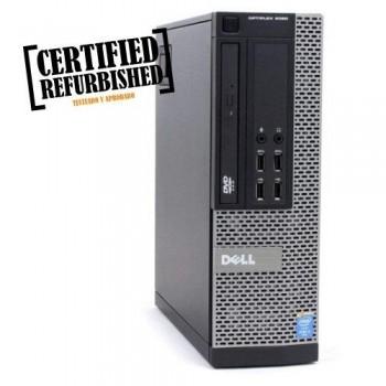 ORDENADOR REACONDICIONADO DELL OPTIPLEX 9020 SFF - INTEL CORE I5-4590 2,9 GHZ - 4 GB DDR3 - 500 GB -