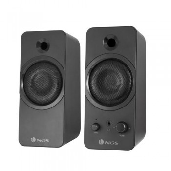 ALTAVOCES NGS GSX-200 STEREO 2.0 20W