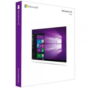 MICROSOFT WINDOWS 10 PRO - LICENCIA Y SOPORTE - 1 PC - OEM - DVD - 64-BIT - ESPAÑOL