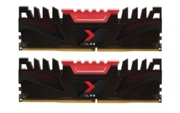MEMORIA RAM PNY XLR8 DDR4 - 32 GB KIT (2 X 16 GB) 3200 MHZ - PC4-25600 - CL16 - 1.35V