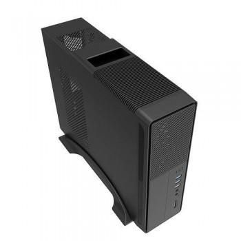 CAJA SOBREMESA MICROATX SLIM UNYKACH UK-2010 - FA SFX 450W - USB 3.0 X2 , USB 2.0 X1