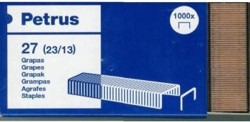 C/ 1.000 GRAPAS PETRUS Nº 27 (23/13)