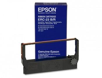 CINTA EPSON ERC23B NEGRO ORIGINAL C43S015360