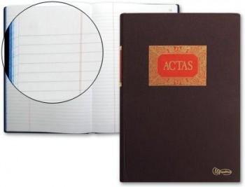 LIBRO MIQUELRIUS FOLIO 50 H. -ACTAS COD 4593