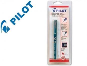 BLISTER ROTULADOR PILOT V-5 AZUL