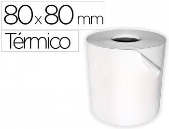 ROLLO PAPEL TERMICO 80X80