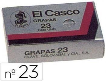 C/ 1.000 GRAPAS EL CASCO Nº 23 COD 3744