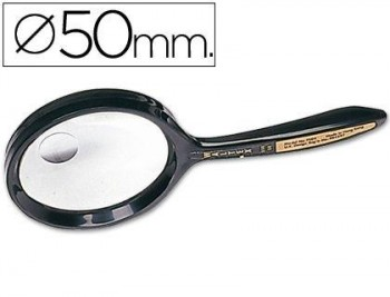 LUPA CRISTAL BIFOCAL 7509 50 MM. -MANGO CURVO COD. 4881