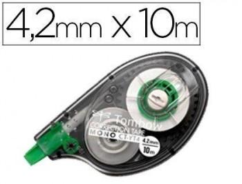 CORRECTOR TOMBOW CINTA 4,2 MM X 10 MT COD 73914